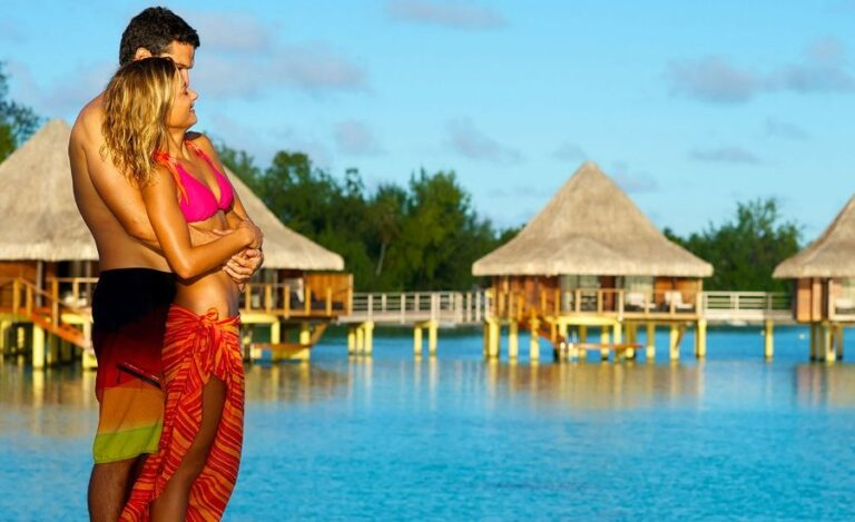 10 Most Romantic Destinations for a Honeymoon in the World