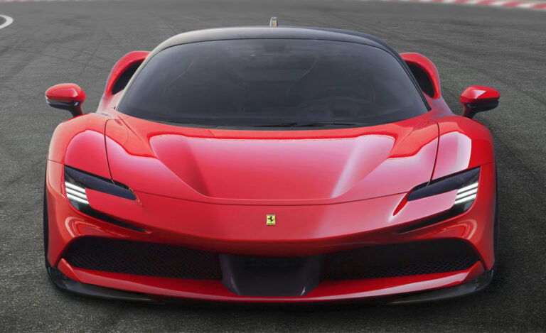 Ferrari SF90 Stradale: The 10 Most Important Things You Need To Know
