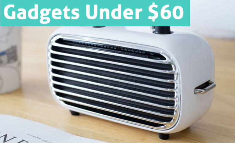7 Cool Tech Gadgets Under $60 to Buy Right Now
