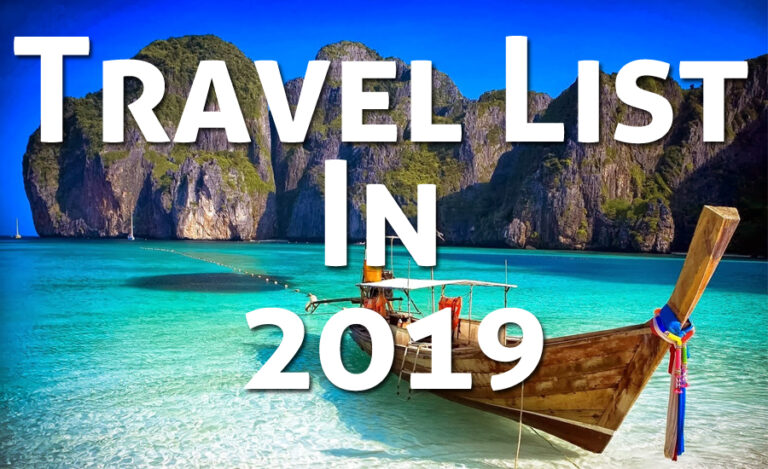 15 Best Exotic Places To Add Your Travel List In 2019