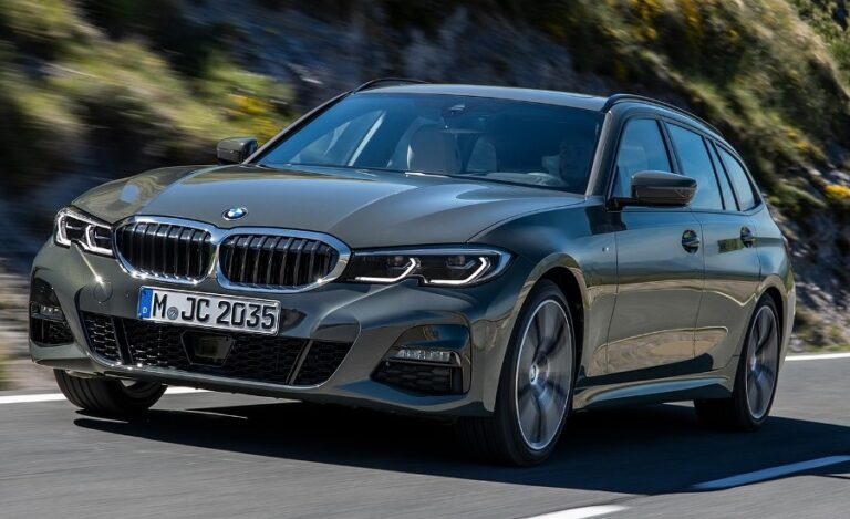 10 Things To Know About the Sixth Generation BMW 3 Series Touring