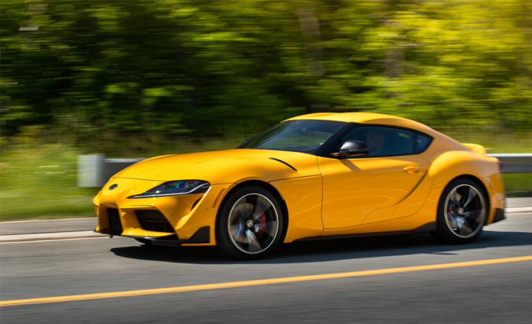 10 Things You Need to Know About the 2020 Toyota Supra