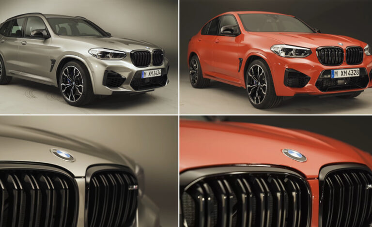 2020 BMW X3 M and X4 M: All You Need to Know