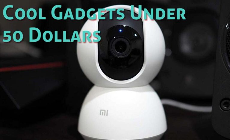 10 Cool Gadgets Under 50 Dollars on Amazon