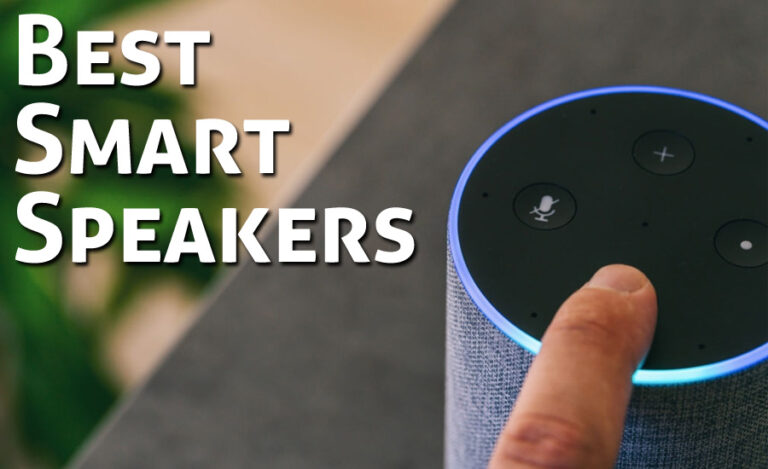 10 Best Smart Speakers of 2020 For Your Home