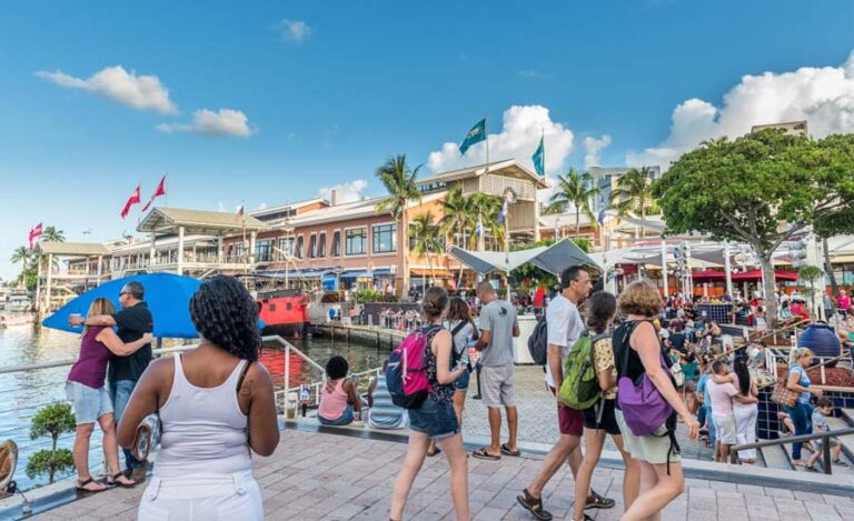 Top Rated Tourist Attractions in Miami Florida