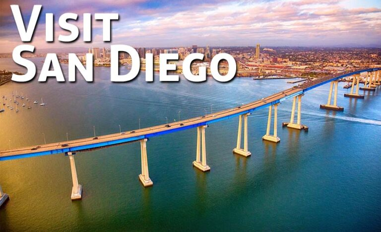 Discover Top 10 Reasons to Visit San Diego