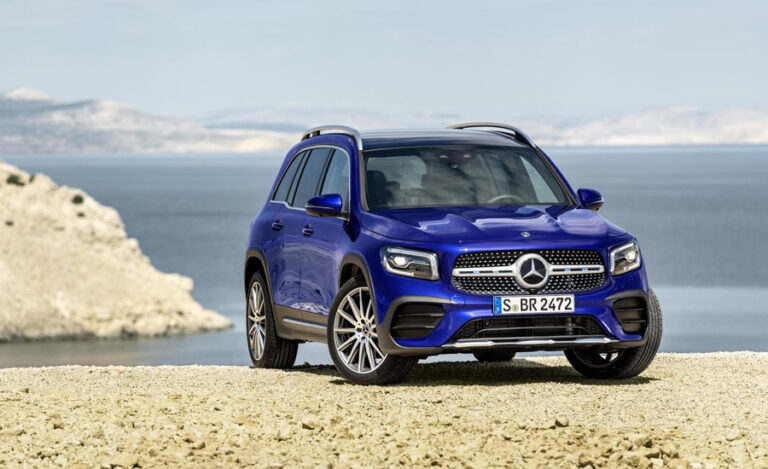 Mercedes GLB Compact SUV 2020 All You Need to Know About It
