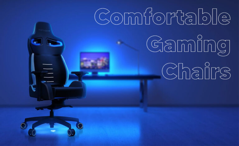 Best Gaming Chairs: 10 Comfortable Gaming Chairs
