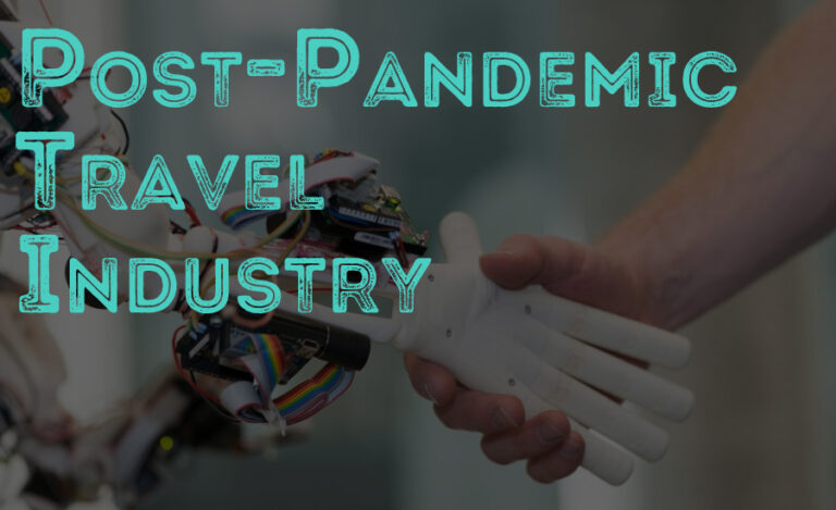 Robots Could Help Us in the Post-Pandemic Travel Industry
