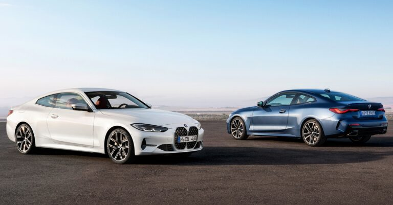 Things You Need to Know About the 2021 BMW 4 Series & M440i