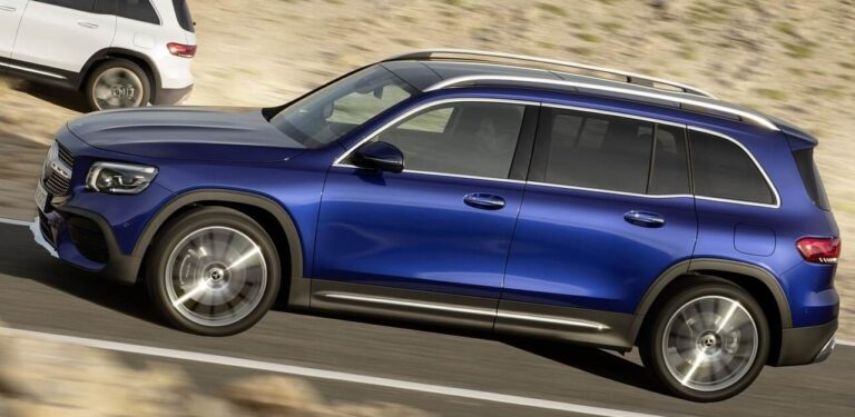 Mercedes GLB Class: The Compact SUV 2021