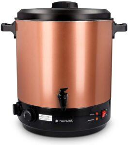 Navaris Jar Electric Sterilizer
