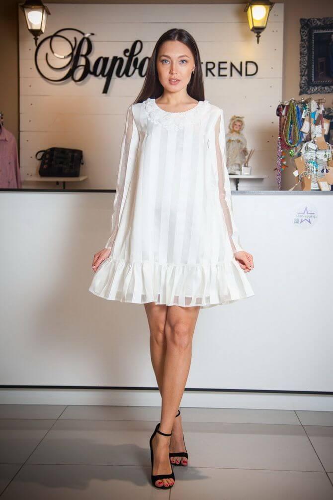 01 A-line dress
