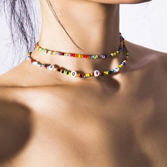 01 Beaded jewelry