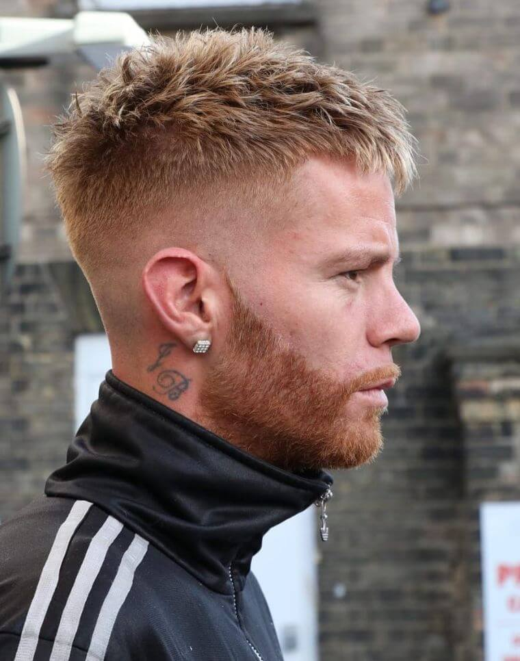 11. If you already have this cut, you can optimize it for summer by making the sides shorter.