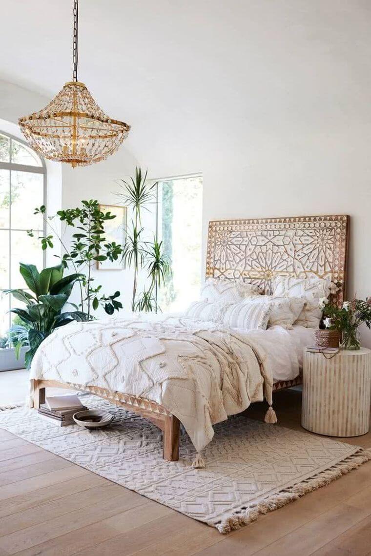 13. Trendy bedroom lighting 2021