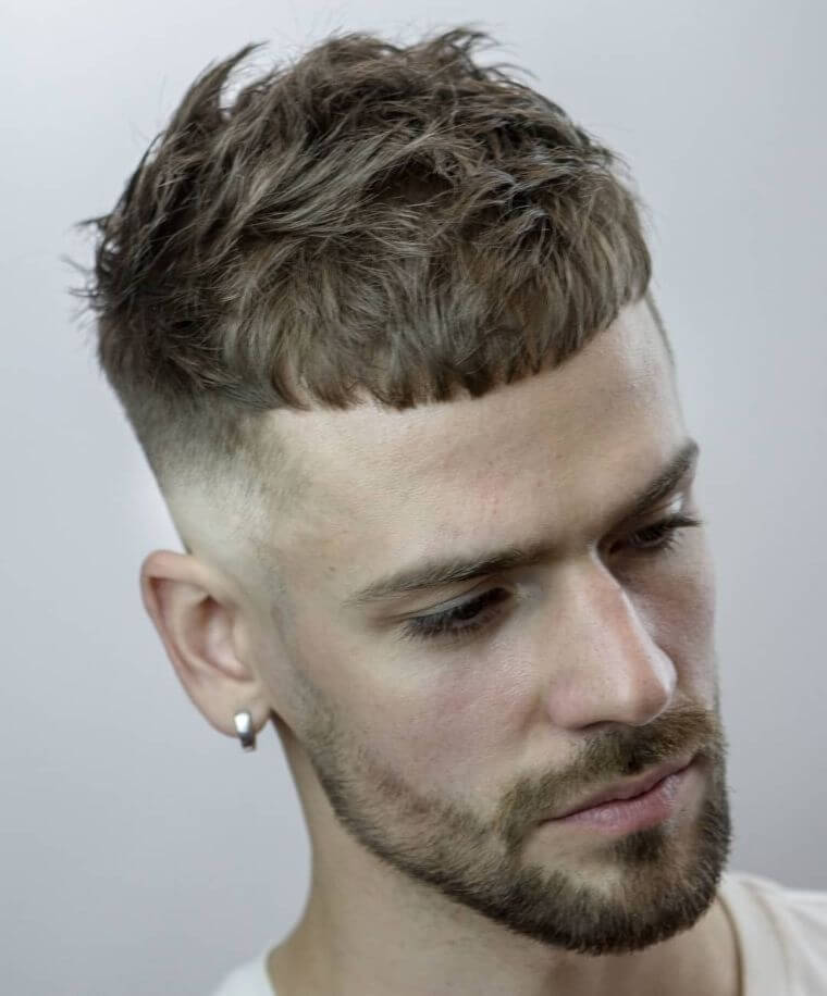 15. The short cut looks very close to the regular cut