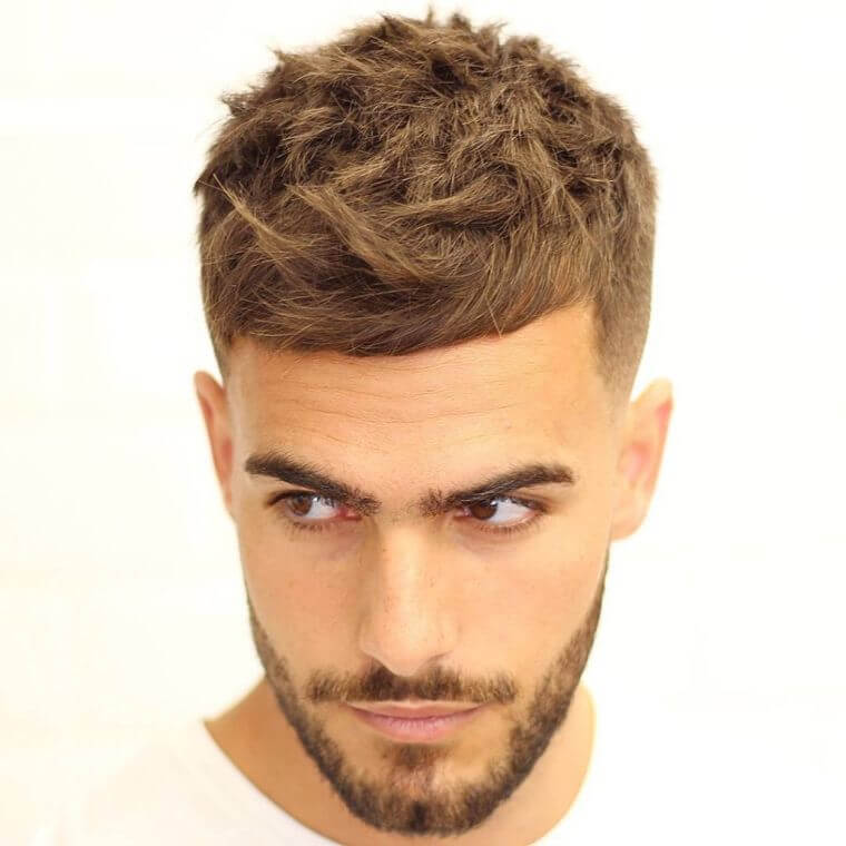 16. If you choose this cut, style your hair towards the front