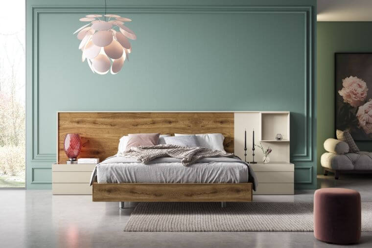 22. If you like colors, go for a pastel shade like mint green or powder pink