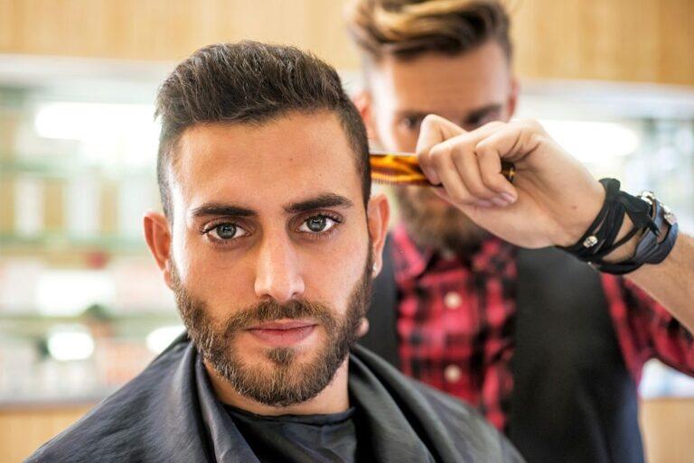 Men's Trending Spring Summer Haircuts 2021